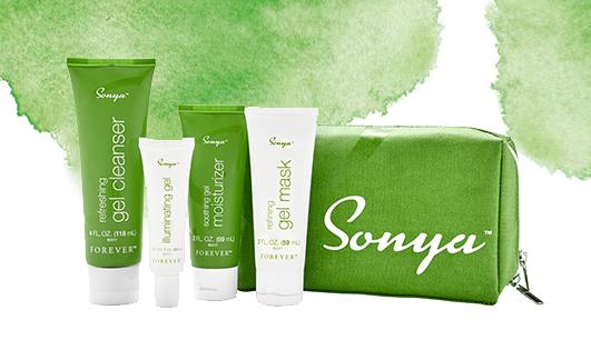 Image result for forever sonya daily skincare